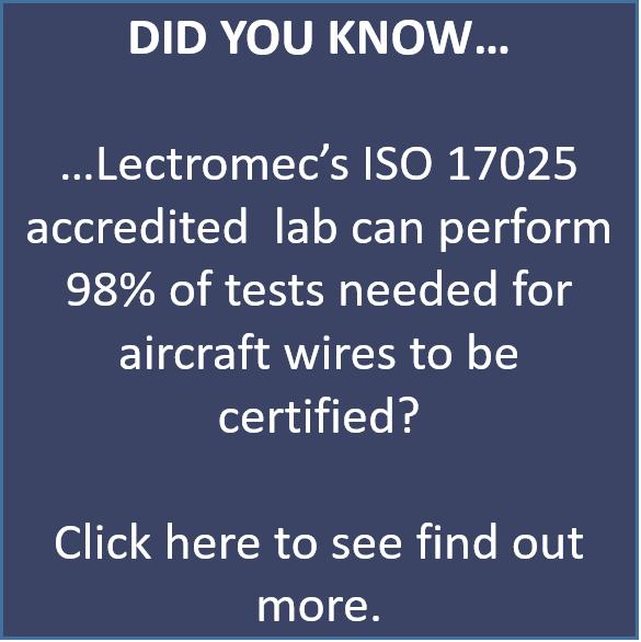 Best Aircraft Wire Test Lab